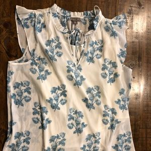 Point Sur/J Crew tank, NWOT XL